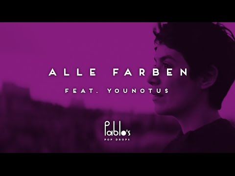 Alle Farben - Please Tell Rosie (feat. YOUNOTUS) [OFFICIAL VIDEO]