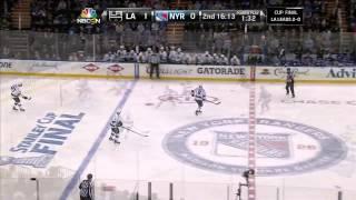 LA Kings vs NY Rangers 06/09/14 NHL Stanley Cup Final Game 3