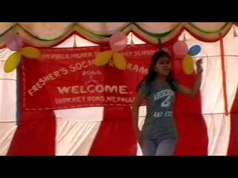 Fresher's Social Programme-2(MPHSS)