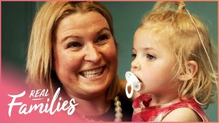 Download Video Girl Hears Her Mum's Voice For The First Time | Temple Street Children's Hospital | Real Families MP3 3GP MP4