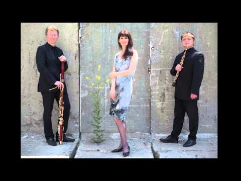 ENSEMBLE BLUMINA: F. Poulenc, Trio pour Hautbois, Basson et Piano op 43, Presto. Lent- Presto