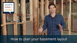 How to Plan a Basement Layout