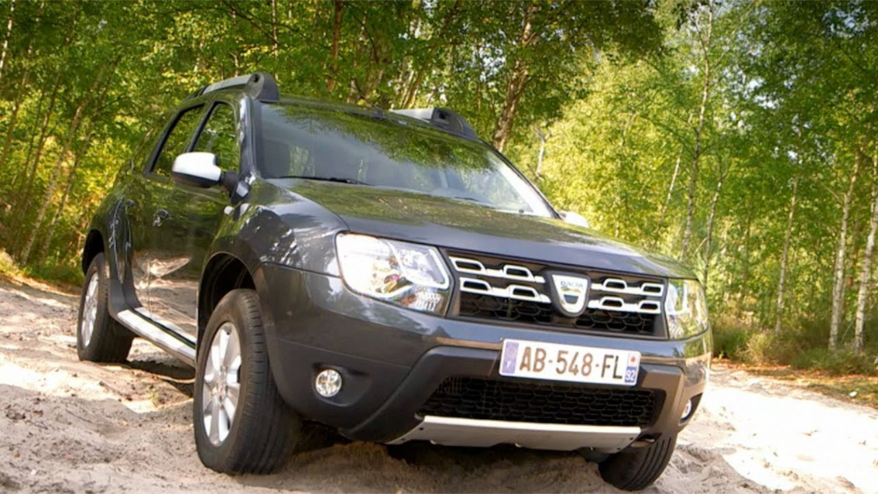 new 2014 dacia duster 4x4 youtube. Black Bedroom Furniture Sets. Home Design Ideas