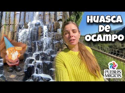 Huasca de Ocampo: Pueblo Magico donde habitan los duendes