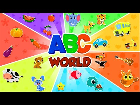 ABC Tracing Game-Learning The ABC For Kid,Kids Education,preschool Learning,english Learning Game