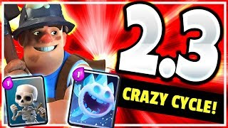 INSANE!! 20-0 w/ 2.3 CYCLE!! Surgical Goblin is...