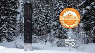 Nitro Squash Review: Men's All-Mountain Winner – Good Wood Snowboard Test 2018-2019