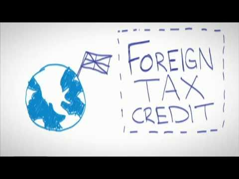 LINGO: Foreign Tax Credit - YouTube
