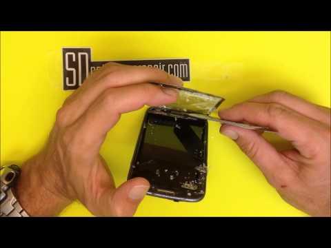 Samsung Galaxy S3 screen repair glass only