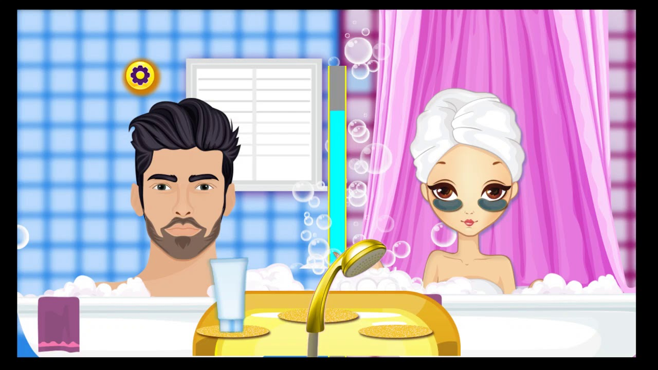 fun dress up and dating games