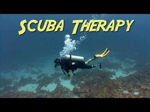 Scuba Diving as Therapy | JONATHAN BIRD'S BLUE WORLD