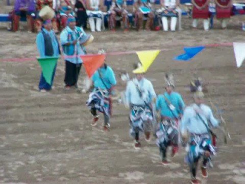 Traditional Navajo Bow and Arrow Dance