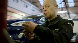 A day in the life of a Kwik Fit fitter