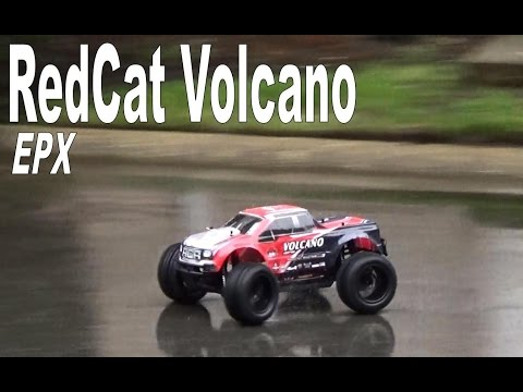 RedCat Volcano EPX Brushed