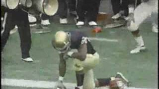 #23 Oklahoma Sooners at Notre Dame Fighting Irish - 1999 - Football