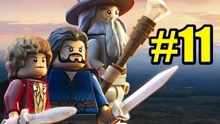 Смотреть Лего Хоббит прохождение #11
