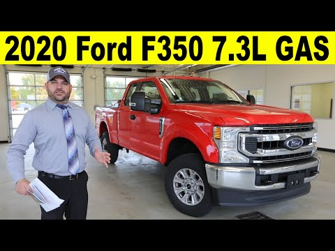 2020 Ford F350 7.3 Gas Super Duty - FIRST LOOK