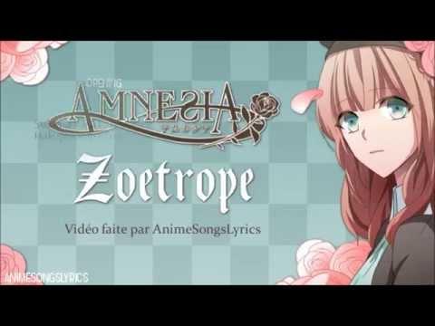 [FULL] Amnesia OP -『Zoetrope』- Original/Français