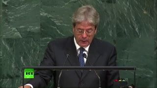 В Нью Йорке проходит 72 я сессия Генассамблеи ООН