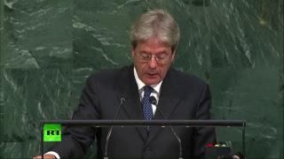 В Нью-Йорке проходит 72-я сессия Генассамблеи ООН