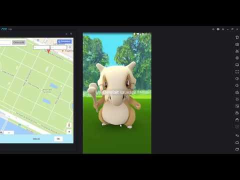 Pokemon Go - [Paris] Jardin des Tuileries {Lvl23}