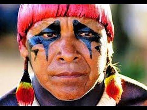 KWORO KANGO (letra e vídeo) canto indígena da tribo KAYAPÓ, vídeo MOACIR SILVEIRA