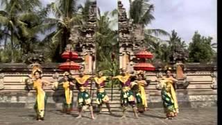 Vacation to Bali : Watch Balinese Dance : Puspa Wresti Dance