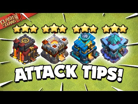 top-5-attacking-tips-in-clash-of-clans!