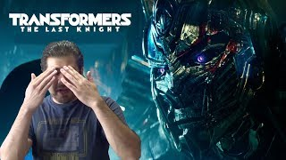 Transformers The Last Knight Movie Review Rant Non Spoilers and Spoilers