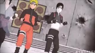 Naruto Dance Off - Lolly