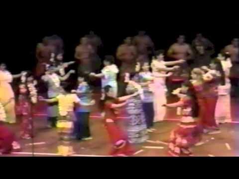 BYUH Culture Club Night 1991 (SAMOA)