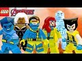 X-MEN PERSONAGENS (MOD) no LEGO Marvel's Avengers (LEGO Marvel Vingadores)