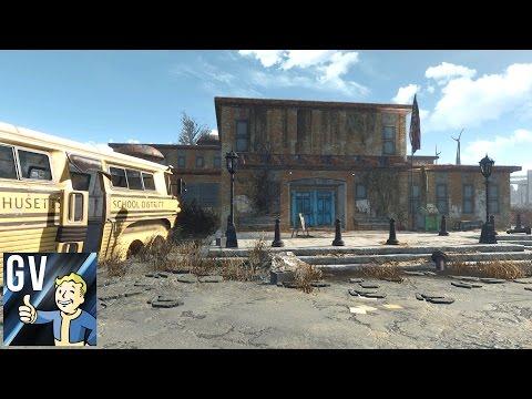 Fallout 4's Hidden Treasures - Suffolk County Charter School
