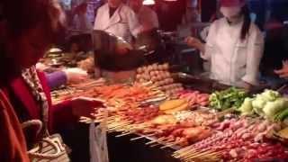 Street Food in Nanning