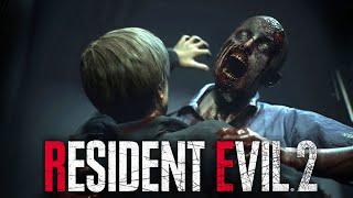 Resident Evil 2 | Horror Story Game  | Road to 111K Subs(24-08-2019)
