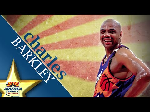 Charles Barkley's 2015 Arizona Sports Hall of Fame Inductee Video