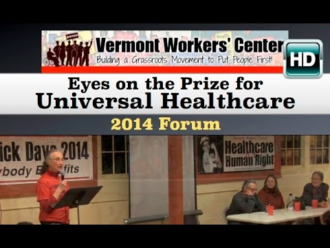 VWC: Eyes on the Prize for Universal Health Care