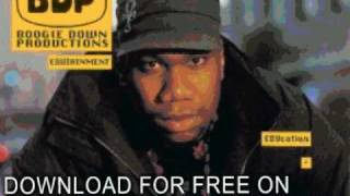 boogie down productions - 7 Dee Jays - Edutainment