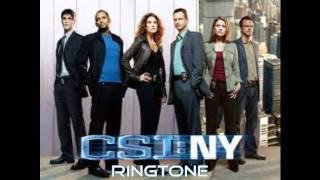 CSI New York ringtone