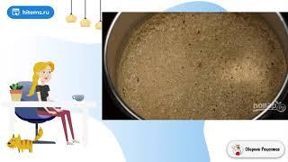 Старинный хлеб Рецепты блюд с фото простые и вкусные