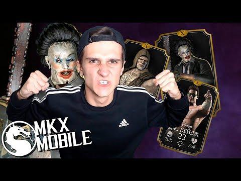 ЛУЧШАЯ ПАССИВОЧНАЯ КОМАНДА ДЛЯ КОЖАНОГО ЛИЦА в Mortal Kombat X Mobile thumbnail