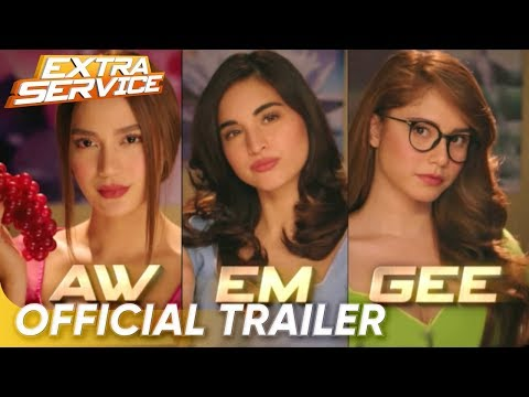 Official Trailer | 'Extra Service' | Jessy Mendiola, Coleen Garcia, and Arci Munoz