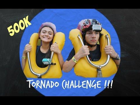 Tornado Challenge, Dear Nathan 500K Penonton!!!