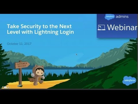 Take Security to the Next Level with Lightning Login