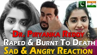 Dr. Piryanka Reddy Raped And Burnt To Death | Angry Pakistani Reaction