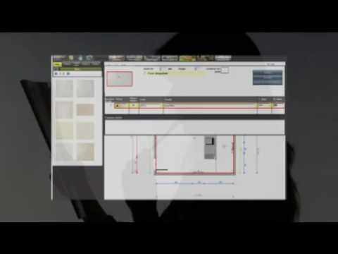 Pr sentation logiceram logiciel salle de bain 3d plan for Cherche logiciel gratuit pose de carrelage