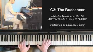 C:2 The Buccaneer (ABRSM Grade 6 piano 2021-2022)