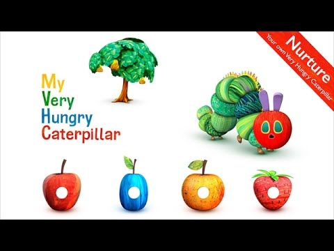 my very hungry caterpillar youtube. Black Bedroom Furniture Sets. Home Design Ideas