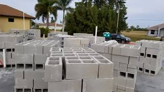 NEW HOME VIDEO Part 1 - 120 NW 15th St , Cape Coral, FL  33993