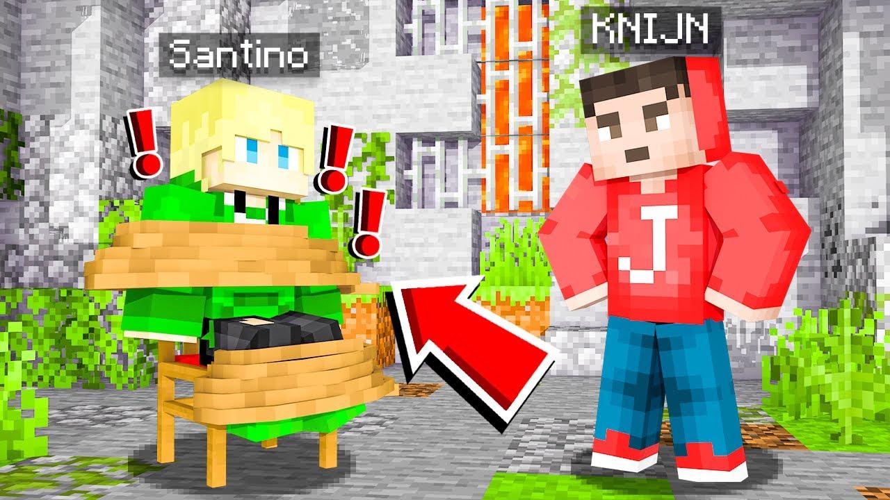 Ik Word ONTVOERD Door JESSY & MICK! (Minecraft Survival)